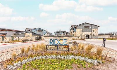 Community Signage, The Ridge at Headwaters, 2