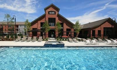 Pool, Hayden Lofts, 0