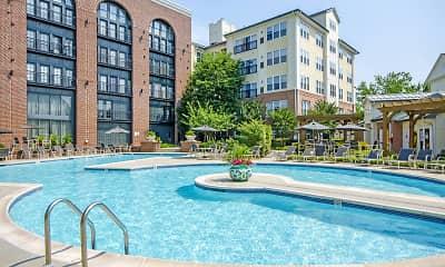 Pool, Sullivan Place, 0