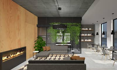 Patio / Deck, The Vanguard, 1
