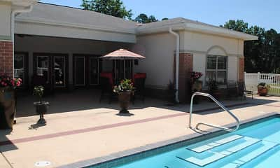 Pool, Parham Pointe, 0