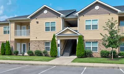 Building, Cason Ridge Apartments, 0