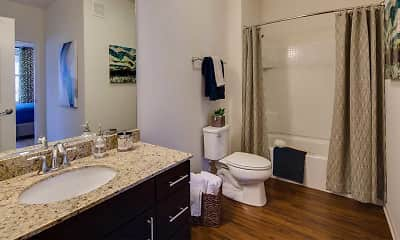 Bathroom, Tapestry Naperville, 2