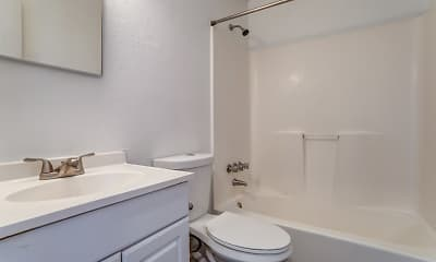 Bathroom, Tyndall Pointe, 2