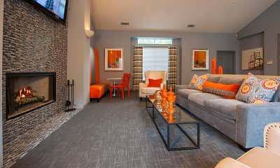 Living Room, Camden Stonebridge, 2