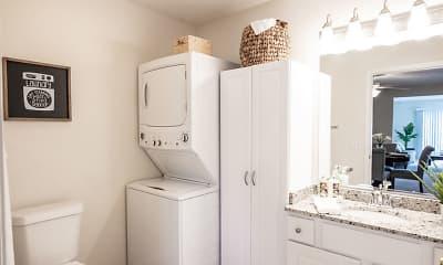 Bathroom, Autumn Creek Apartments, 2