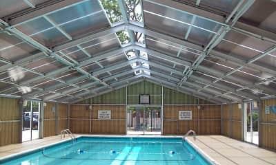 Pool, Glenmeade Village Apartments, 1