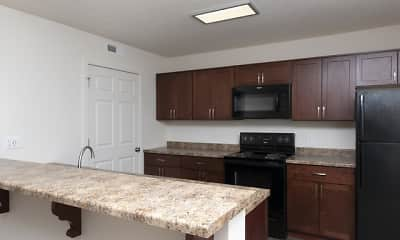 Kitchen, Scotsdale Apartments, 0