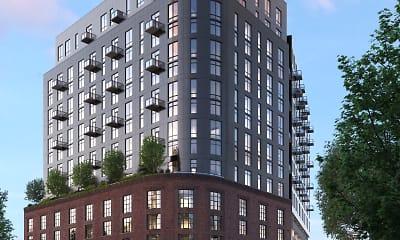 Building, Harlowe, 2