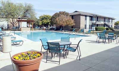 Pool, Indiana Village, 0
