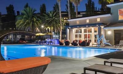 Pool, Avalon Silicon Valley, 0