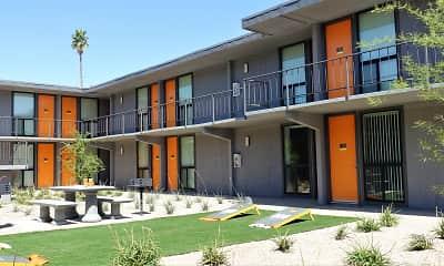 Recreation Area, DUO Apartments, 2