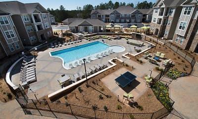 Pool, Legacy 521, 1