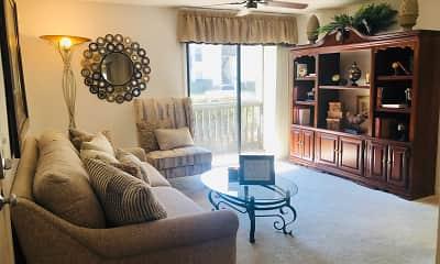 Living Room, Brookside Manor, 1