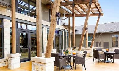 Patio / Deck, Avanti Senior Living at Augusta Pines, 0