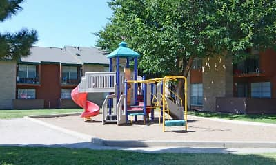 Playground, The Crossings At Bell, 1