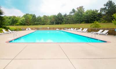 Pool, Hawthorn Club, 1