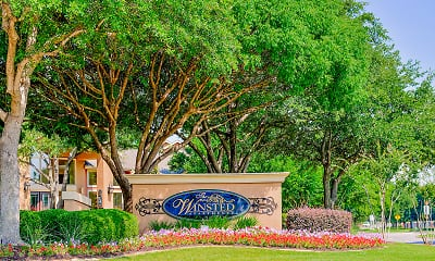 Community Signage, The Winsted at Valley Ranch, 2