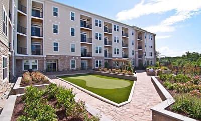 Building, Kensington Place Apartments, 2