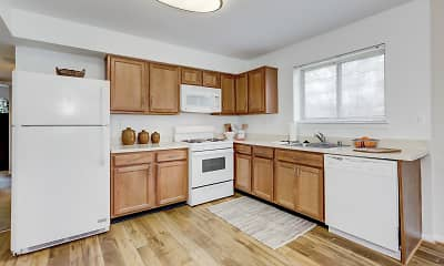 Kitchen, Columbia Landing, 0