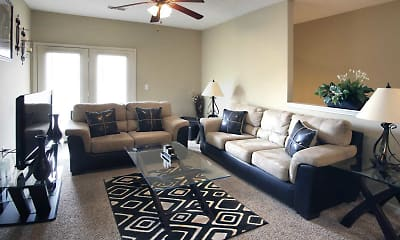 Living Room, Brookstone Park, 1