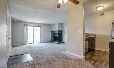 Living Room, Chisholm Park, 1