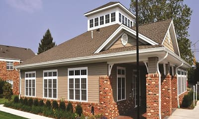 Building, Fairfield Jericho Townhomes, 2
