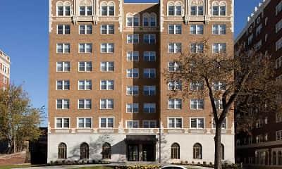 Building, Park Central, 0