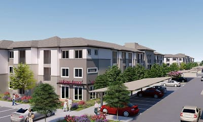 Building, Antioch Family and Senior Apartments, 1