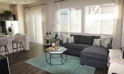 Living Room, Avilla River, 0