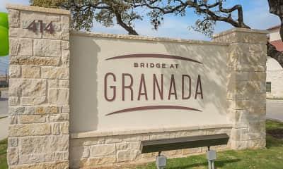 Community Signage, Bridge at Granada, 0