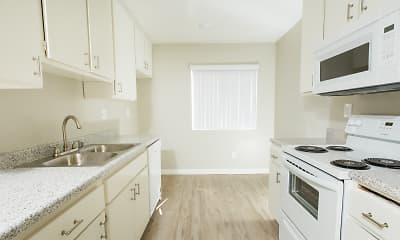 Kitchen, Citrus Park Apartment Homes, 2