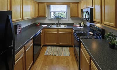 Kitchen, Greenwood Oaks, 0