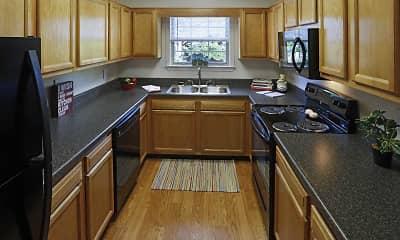 Kitchen, Greenwood Oaks, 0