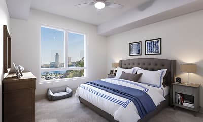 Bedroom, Vista Brooklyn, 1