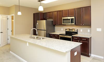 Kitchen, The Timberline, 0