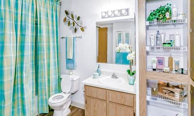 Bathroom, Country Club at the Meadows 55+, 2