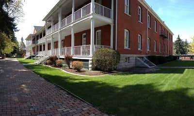 Building, The Randolph Arms, 2