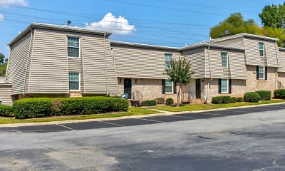 Building, Laurel Pointe Apartments, 1