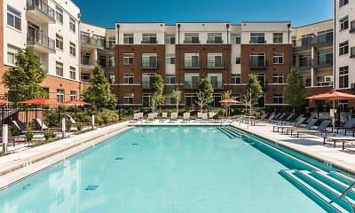 Pool, Camden Franklin Park, 2