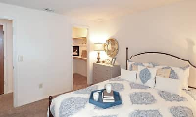 Bedroom, Silver Springs Apartment, 2