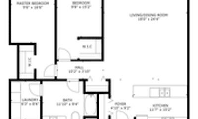 Amity Apartments, 2
