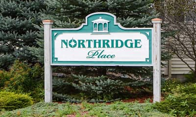 Community Signage, Southern Hills/Northridge Place, 2