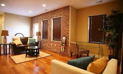 Living Room, The Beckham, 1