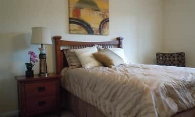 Bedroom, Dupont Circle, 1