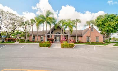 Leasing Office, Tamarac Pointe, 1