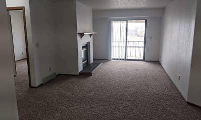 Living Room, Kirkwood Park Apartments, 0