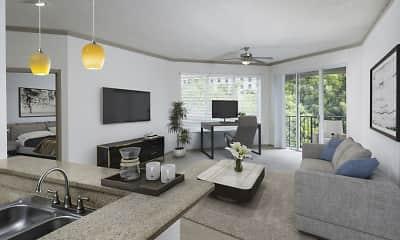 Living Room, Camden Aventura, 1