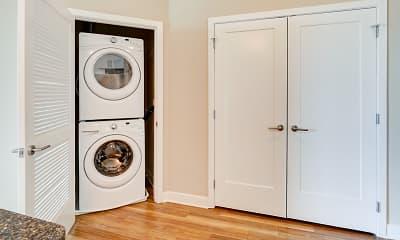 Kitchen, Remy Apartments, 2