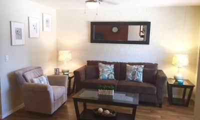 Living Room, Mesa Ridge, 1